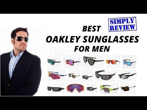 8 Best Oakley Sunglasses for Men So Far (2020)