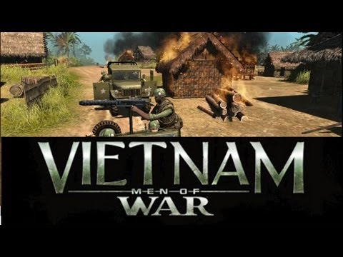 Men of War Vietnam - Machinima |