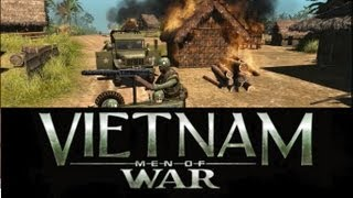 Men of War Vietnam - Machinima