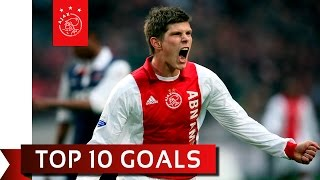 TOP 10 GOALS - Klaas-Jan Huntelaar