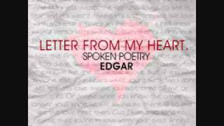 """Letter From My Heart""  (Spoken Word Poetry)"
