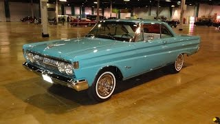 1964 Mercury Comet Cyclone with a High Performance 289 engine - My Car Story with Lou Costabile