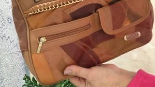 как сделать из старой сумки новую