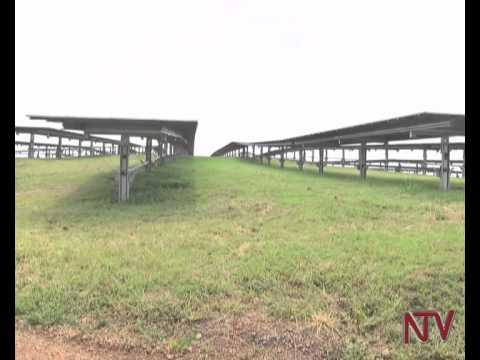 Rwanda turns to solar power production