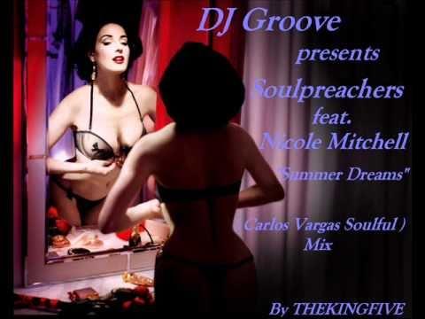 Dj Groove presents Soulpreachers feat. Nicole Mitc...