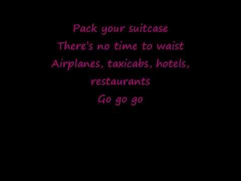 Hadise Fast Life lyrics