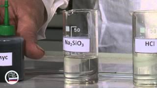 получение кремниевой кислоты