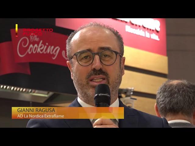 LA NORDICA EXTRAFLAME | Progetto Fuoco 2020