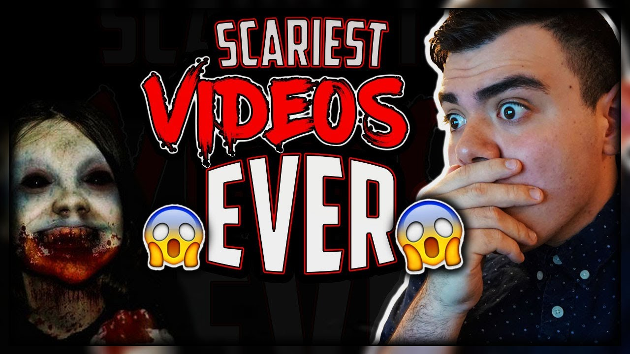 "Download REACTING TO THE ""TOP 5"" SCARIEST VIDEOS On YOUTUBE! 