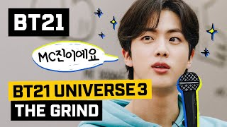 BT21 UNIVERSE 3 EP.01- The Grind