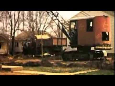 Vintage Excavator Vintage Dump Truck Amp Vintage Trench