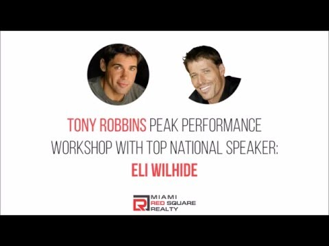 Tony Robbins Peak Performance | Science of Achievement And The Art of Fulfillment