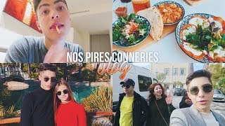 NOS PIRES CONNERIES ! - Vlog