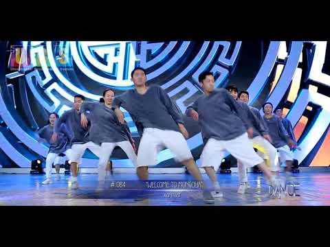 Perfect Dance Show /1-р шат/ - 084 дугаартай Welcome To Mongolia