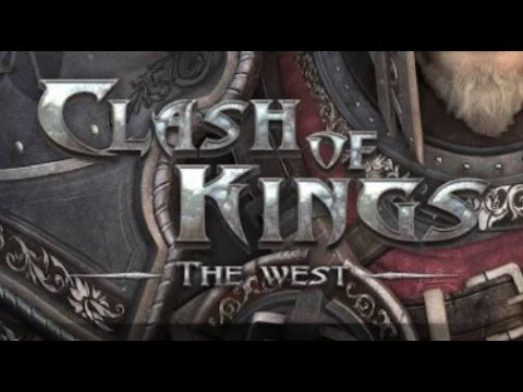 Clash Of Kings: The West Tutorial Gameplay [Android/iOS]