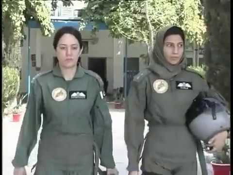 Pakistan Air Force Female Pilots First Operational Conversion