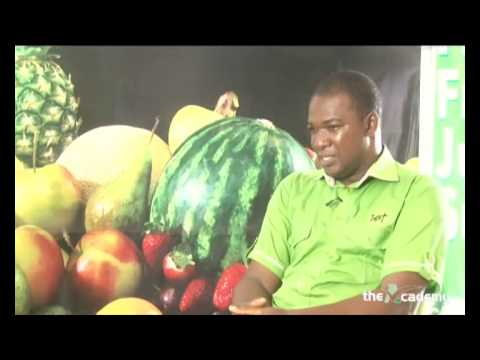 Entrepreneurship in Agriculture and Allied sectors - The Fruit Business
