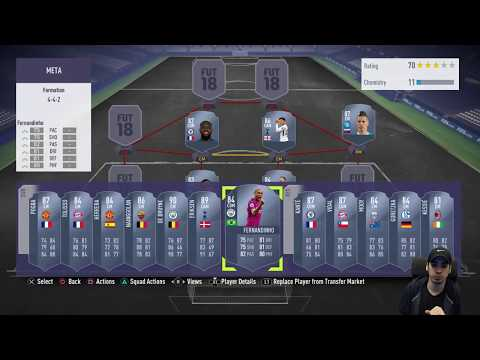 THE BEST AND WORST MIDFIELDERS TO USE IN FUTCHAMPS (IMO) - FIFA 18 ULTIMATE TEAM