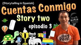Cuentas Conmigo (Temporada 2) - Episodio 3 (past tense)