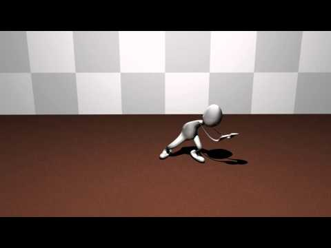 Rudolph Laban Movement Theory Animation