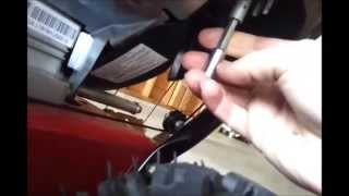 Powermore engine stalls when choke is turned off. Fixed. (MTD Snow Thrower)