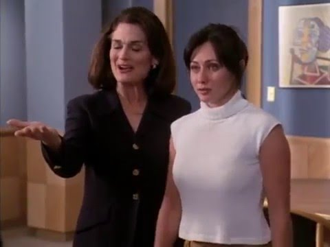 Hot and sexy Alyssa Milano, Shannen Doherty, Charmed S01 E20