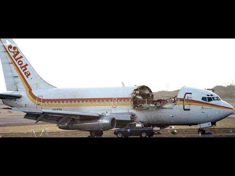 Hanging By A Thread Aloha Airlines Flight 243 Youtube