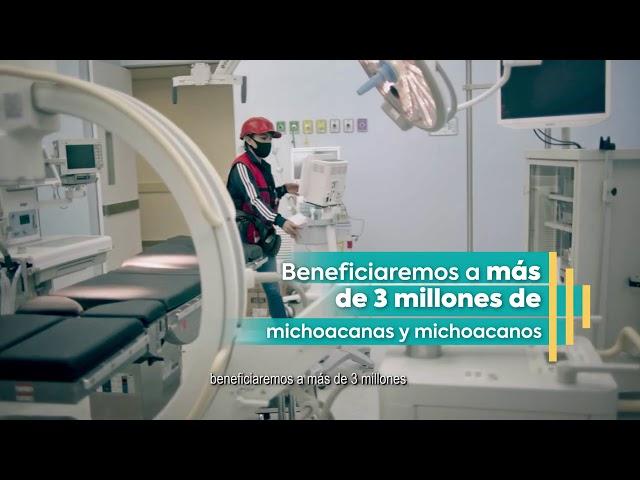 Ciudad Salud - Gobierno de Michoacán