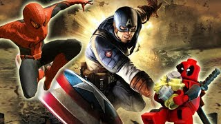10 Criminally Underrated Marvel Superhero Games You Must Play