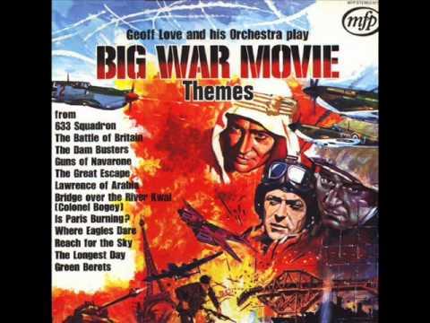 Great/Big war movie themes. Battle of Britain theme. Geoff Love