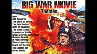 Great/Big war movie themes. Battle of Britain theme. Geoff Love