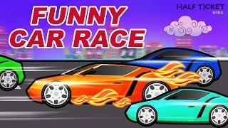 Car Race | Car Racing Videos for Children | Sports Car | Race Cars | Cars for Kids