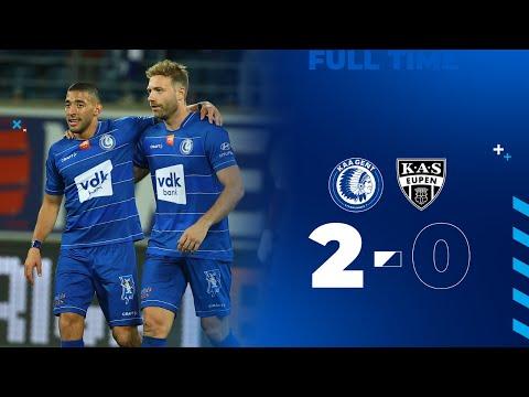Gent Eupen Goals And Highlights