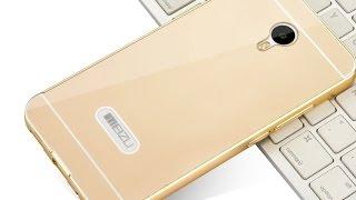 Алюминиевый чехол для Meizu M2 Note ► Посылка из Китая / AliExpress