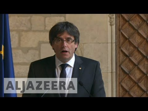 Catalan leader rules out snap election