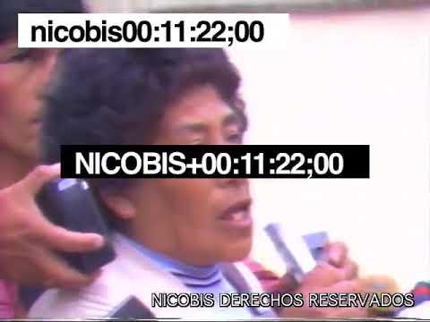 SERIE REBELDÍAS - MUJERES MINERAS (NICOBIS, 1994, 19 MIN.)