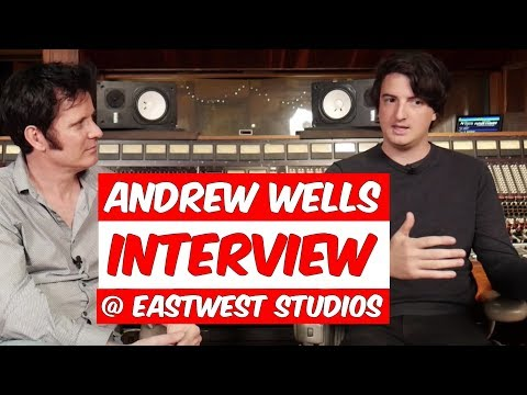 Producing Jason Mraz at 22- Interview with Andrew Wells  - Warren Huart: Produce Like A Pro