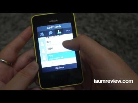 [HD] รีวิว Nokia Asha 501 แบบไทยไทย :EP3: เล่น Line ได้แล้ว