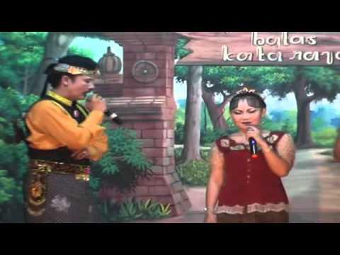 Tembang - Sandiwara - LINGGA BUANA - Janji Setia ( Arya Production )
