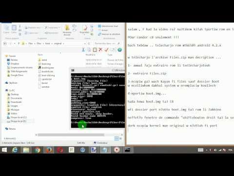 [Android] porting roms in 5 minutes for hisense u980/condor C8