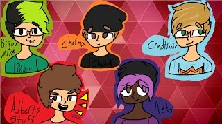 These People need more Attention!! Speedpaint