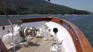Luxury Yachts | Pacific Northwest Charters | Taconite