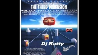 Dj Ratty Obsession Third Dimension.