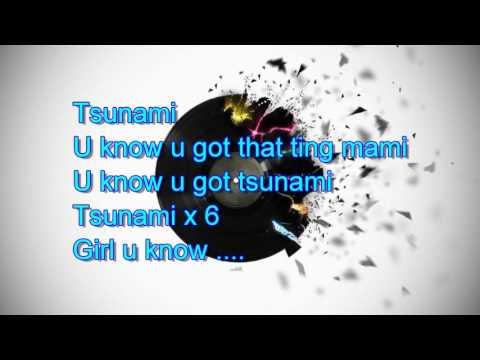 DeStorm Power - Tsunami  (Lyric Video)