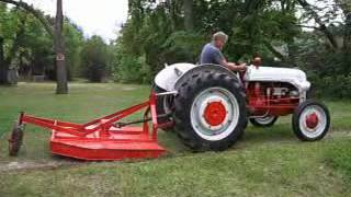 1944 2N Ford Tractor