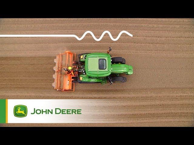 John Deere - iSteer
