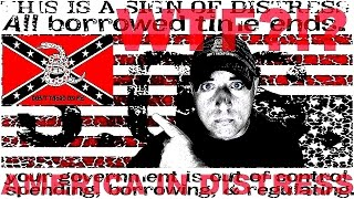 White Americans The Biggest Terror Threat As Confederate Flag Now Banned