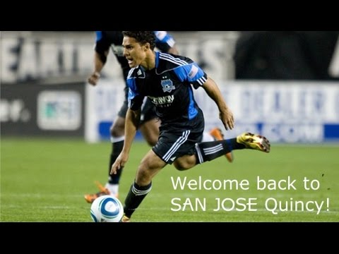 Quincy Amarikwa - Welcome Back to San Jose!