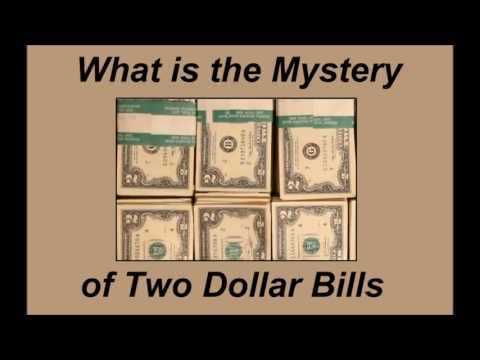 1928 1953 1963 1976 2003 Two Dollar Bill