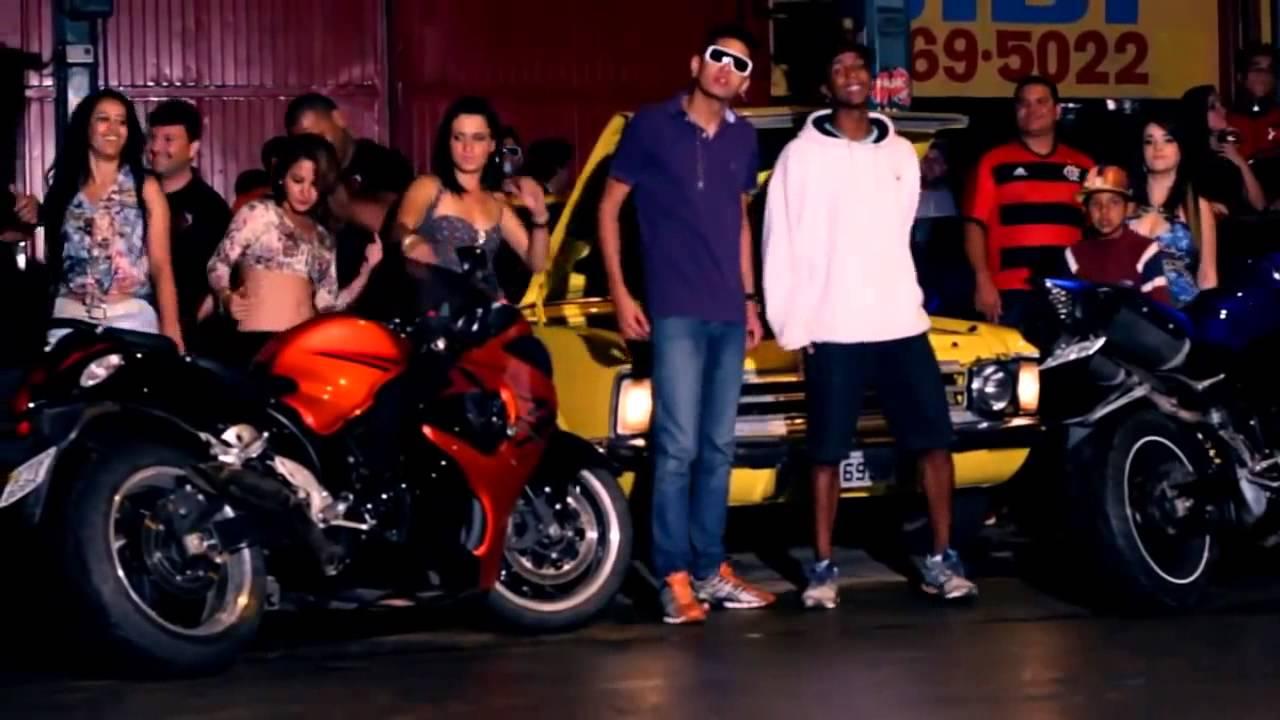 hungria hip hop part misael - baú dos piratas video clip
